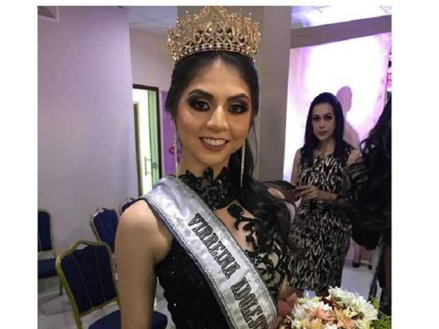 Ovetense fue coronada como Virreina Adolescente Paraguay