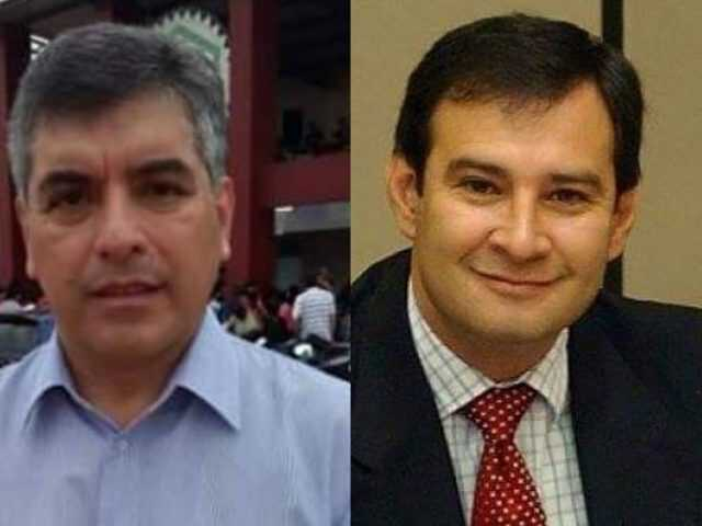 Hugo Giménez quedó sin el respaldo de Beto Ovelar