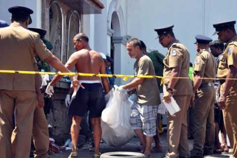 Atentados en Sri Lanka dejan 207 muertos y 450 heridos tras 8 explosiones