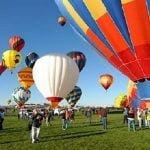 Analizan implementar viajes en globo aerostático en paraguay