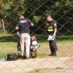 Hallan motocicleta que habría sido utilizada por sicarios que mataron a exjuez