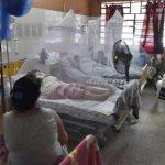 Al menos 30 casos sospechosos de dengue se reportan semanalmente en el Hospital de Coronel Oviedo