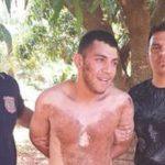 Capturan a otro de los reos fugados de la cárcel de Pedro Juan