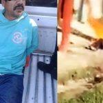 Queman vivo a un hombre que violó y asesinó a una niña en México