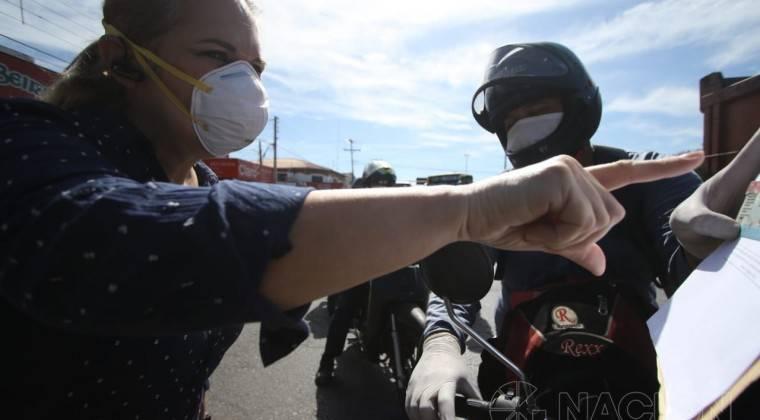 Más de 1.600 personas fueron imputadas por desacatar cuarentena, confirma Fiscalía