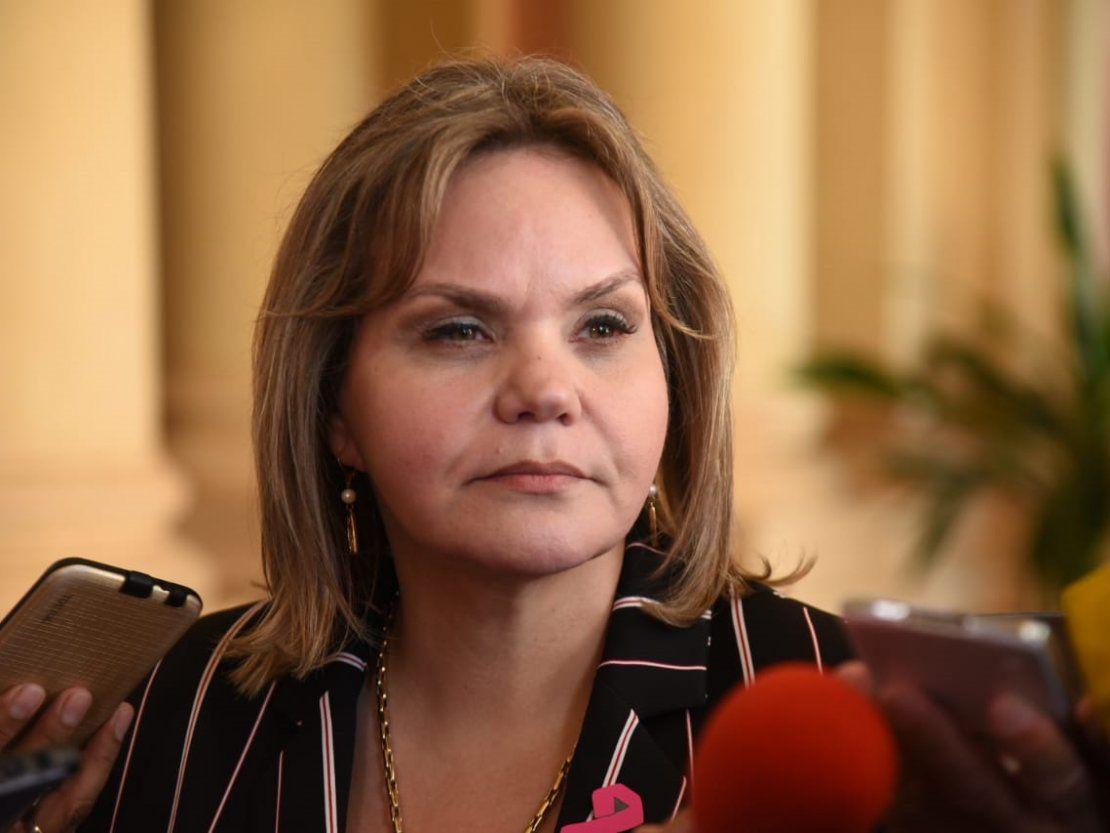 Lilian Samaniego consiguió permiso para ir a Uruguay