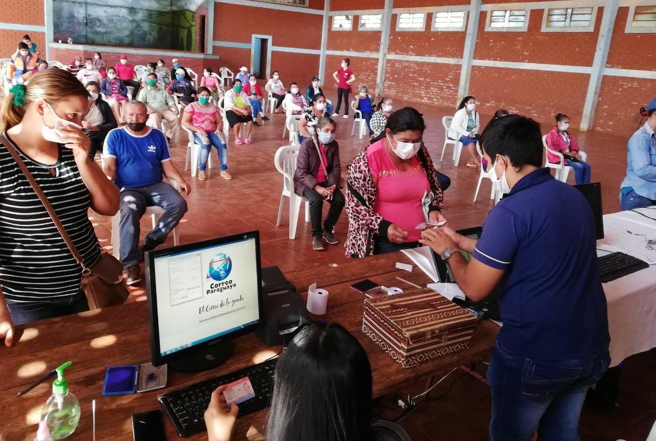 Pago adicional de Tekoporã llegará esta semana a casi 33.000 familias participantes