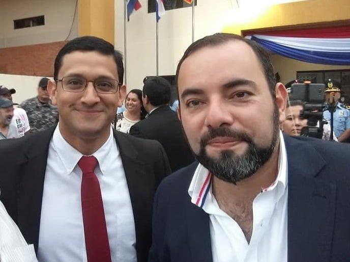 Guillermo Benítez vuelve a la municipalidad como secretario general