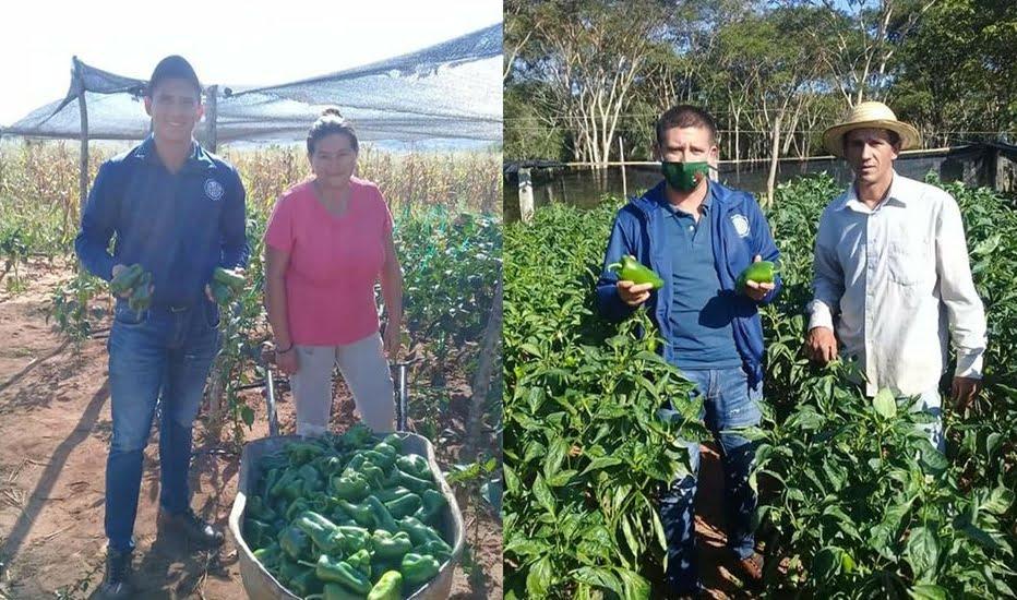 MAG acompaña a productores en Canindeyú