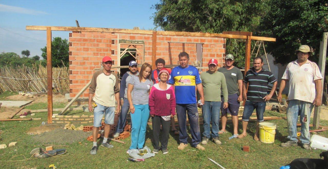 Dinámico grupo de sanjosianos prosiguen con obra de beneficencia en la comunidad