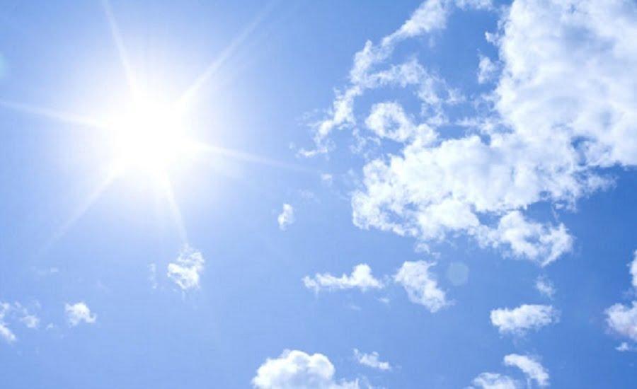 Clima fresco a cálido este domingo