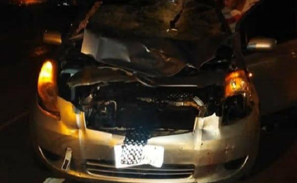 Hombre muere en accidente de tránsito en J. Eulogio Estigarribia
