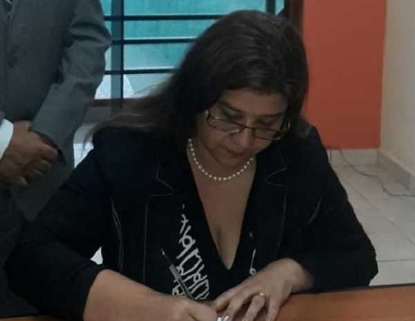 Asesinan a golpes a una jueza en Hernandarias