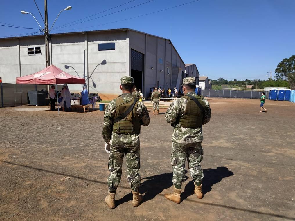 Imputan a militar que contagió de coronavirus a varias personas en Paraguarí