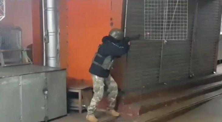 Militar habría realizado disparos con arma de guerra a manifestantes
