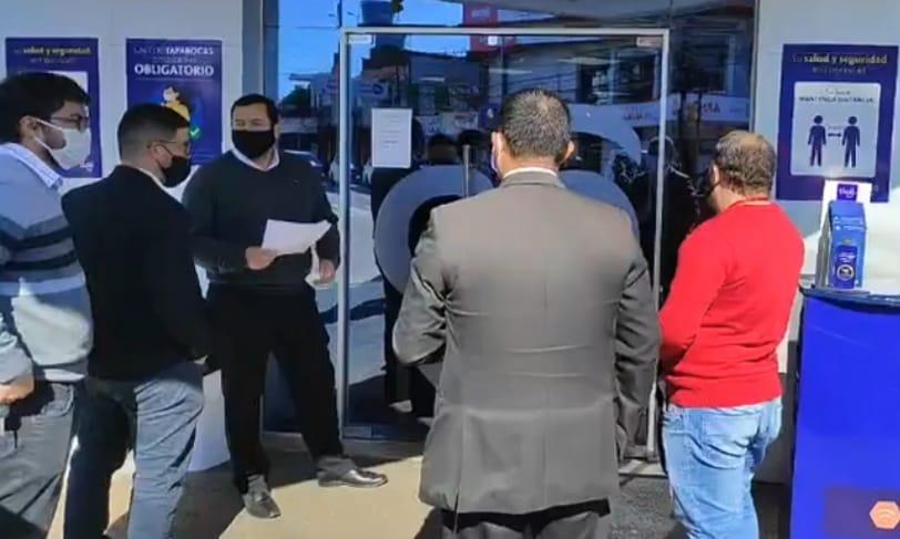 Intervienen empresa de telefonía por adeudar más de G. 100 millones al municipio