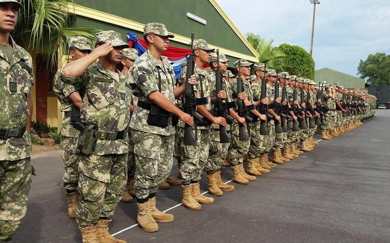 Gobierno entrena a militares para manejo de cadáveres en caso de muertes masivas