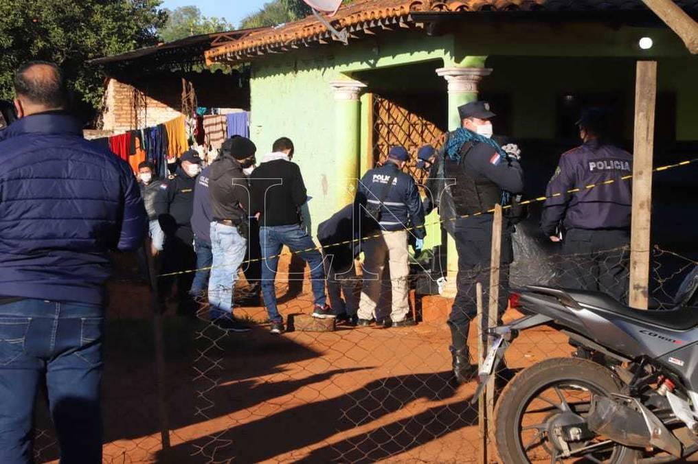 Tragedia en Capiatá: Vecinos y familiares denuncian que policías no impidieron matanza