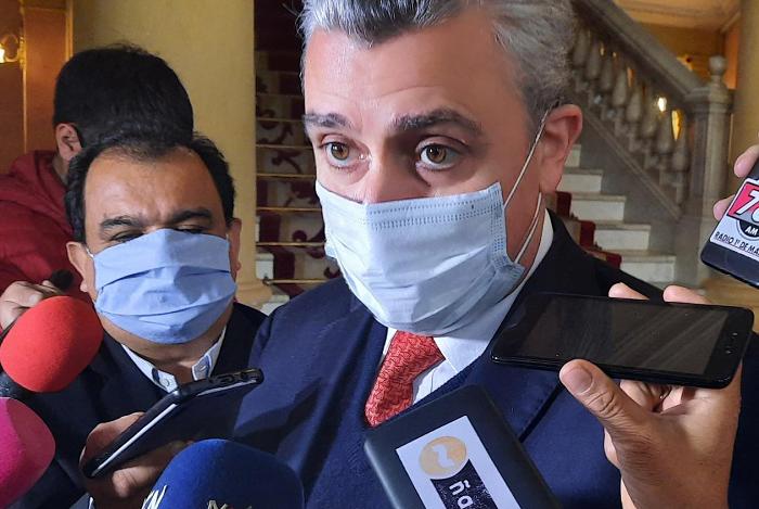 Villamayor reafirma que no hubo daño patrimonial en la compra de insumos