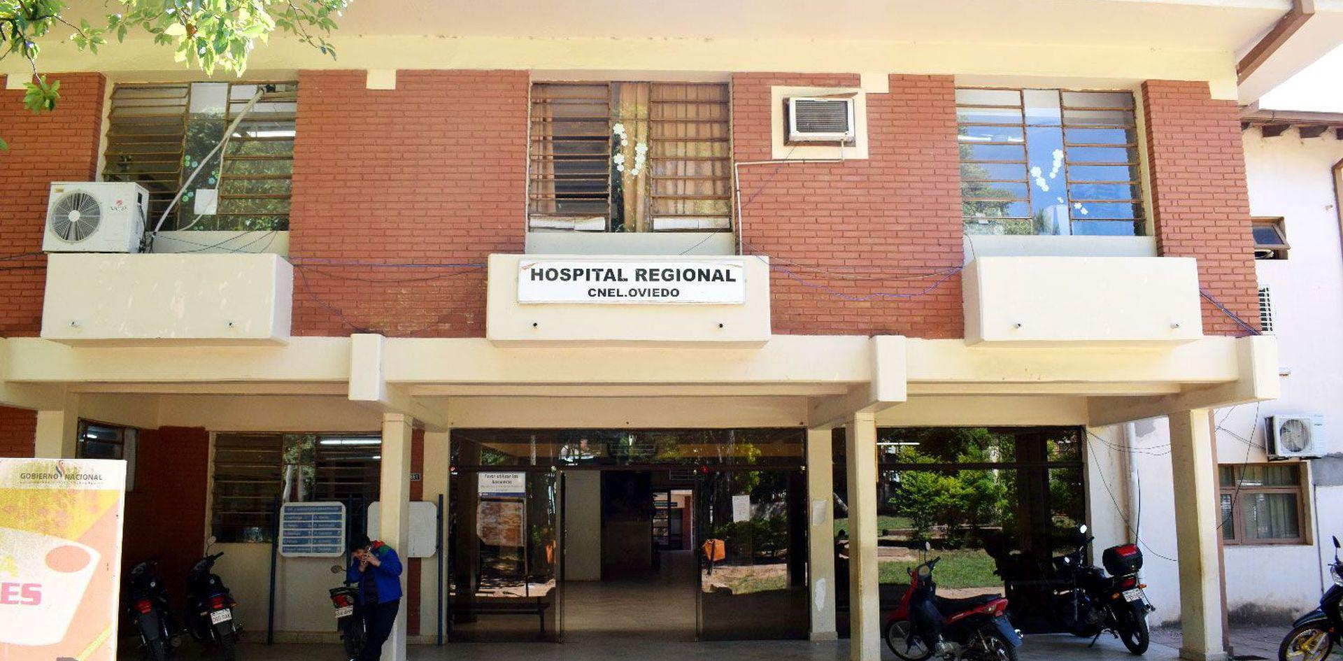 Médicos del IPS y del Hospital de Coronel Oviedo irían a cuarentena por caso de Covid-19