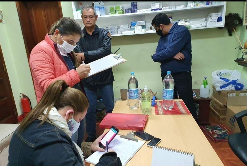 Detienen al director del Penal de Tacumbú