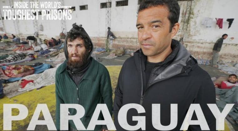 Serie de Netflix mostrará la realidad de los presos de Tacumbú