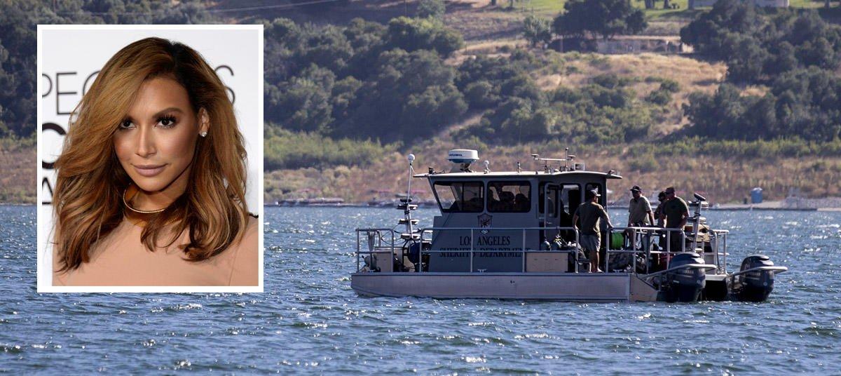 Encuentran el cuerpo de la actriz Naya Rivera en el lago en el que desapareció