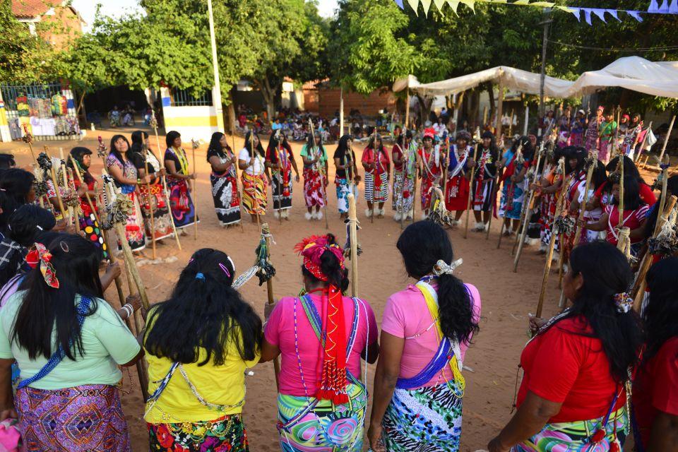 INDI conmemora Día Internacional de los Pueblos Indígenas con actividades en todo el mes
