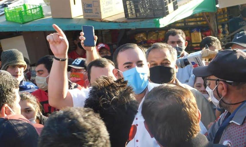 """Eladio González: """"Devolveremos la soberanía delMercadoMunicipal"""""""