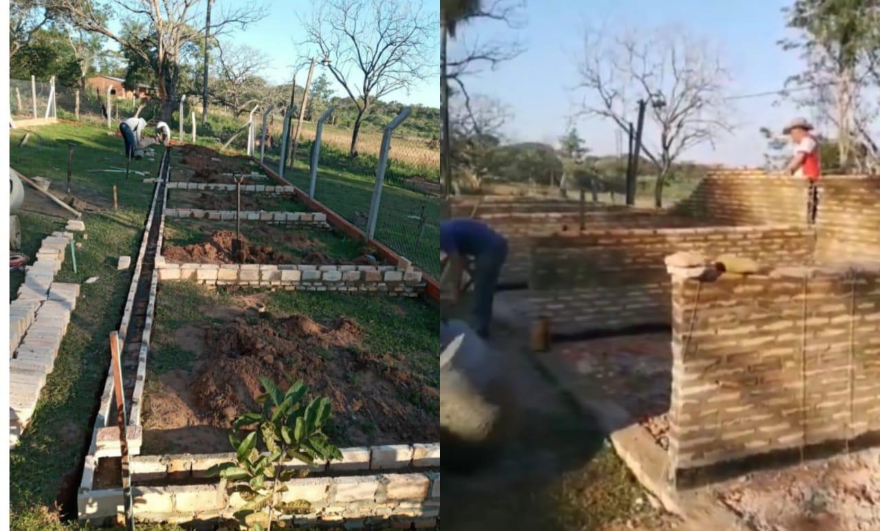 Donó un terreno para refugio de animales, se realizó la construcción y luego retiró su donación