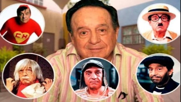 Adiós Chespirito: los programas de Gómez Bolaños salieron del aire en todo el mundo