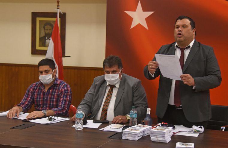 Seccionaleros se alinean a operación cicatriz y piden intervenir municipios