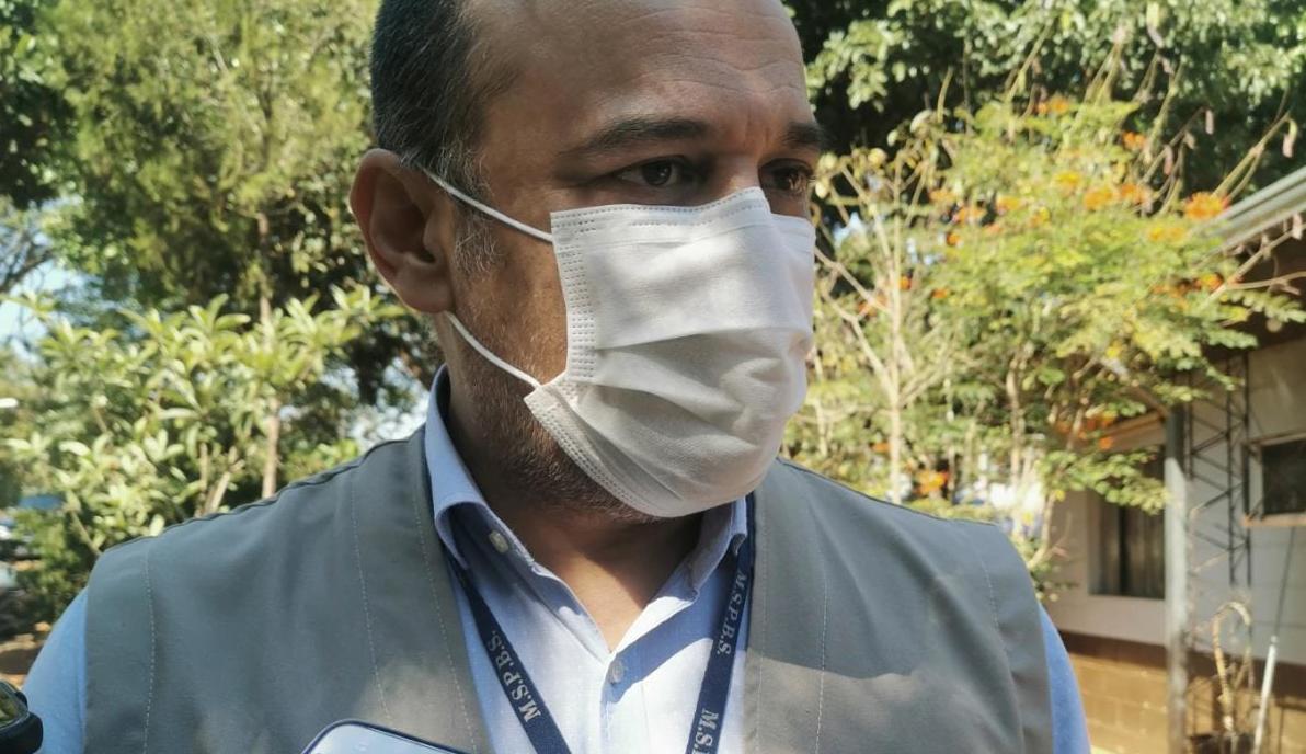 Viceministro de Salud con síntomas de covid-19