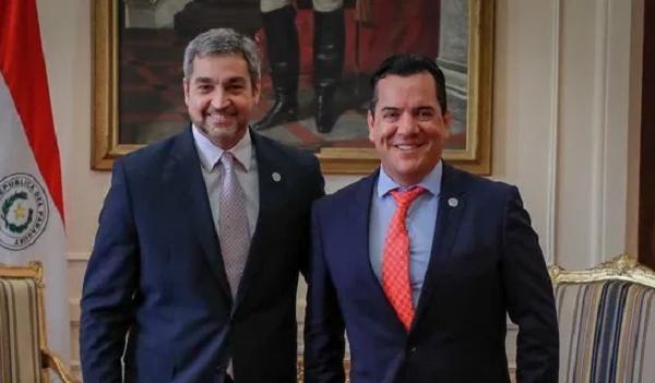 Marito expresó su total apoyo al ministro Friedmann