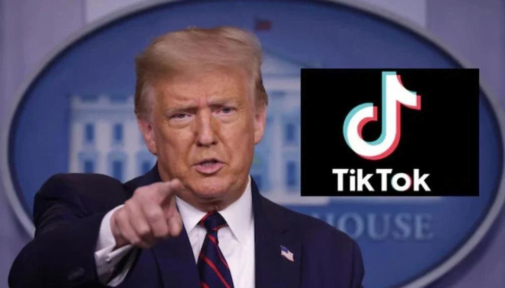 Trump anuncia que prohibirá TikTok en Estados Unidos por motivos de seguridad nacional