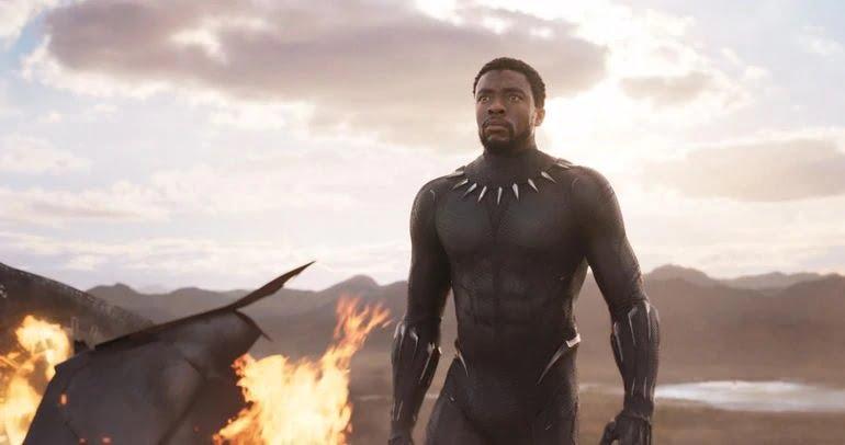"Muere Chadwick Boseman, protagonista de ""Pantera Negra"""