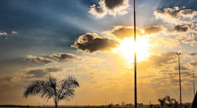 Domingo cálido a caluroso, según Meteorología