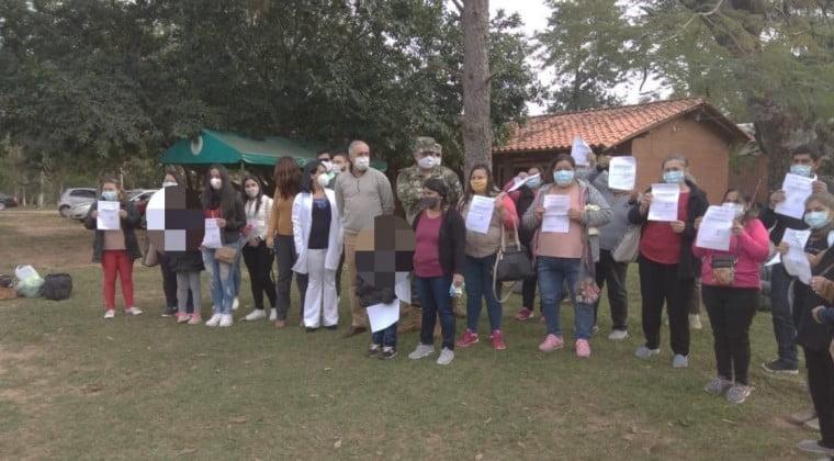 """""""Liberan"""" a 76 personas de los albergues tras dar negativo a covid-19"""