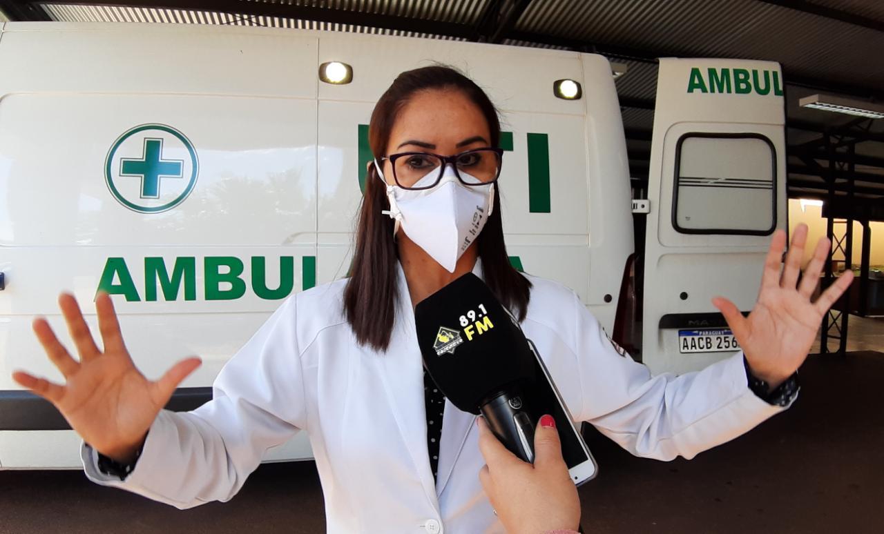 Cuatro médicos están en terapia intensiva en Alto Paraná