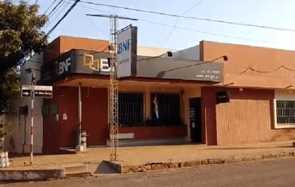 BNF de Coronel Oviedo seguirá cerrado