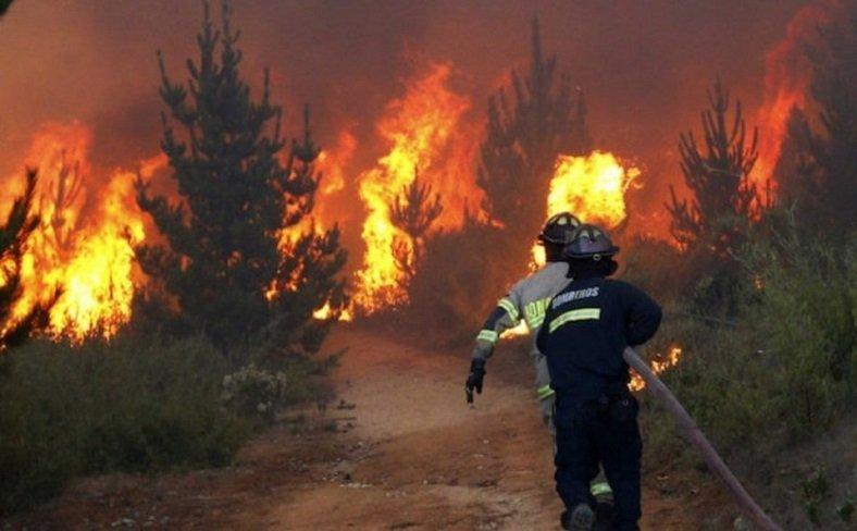 Incendios causan desgracia en gran parte del país