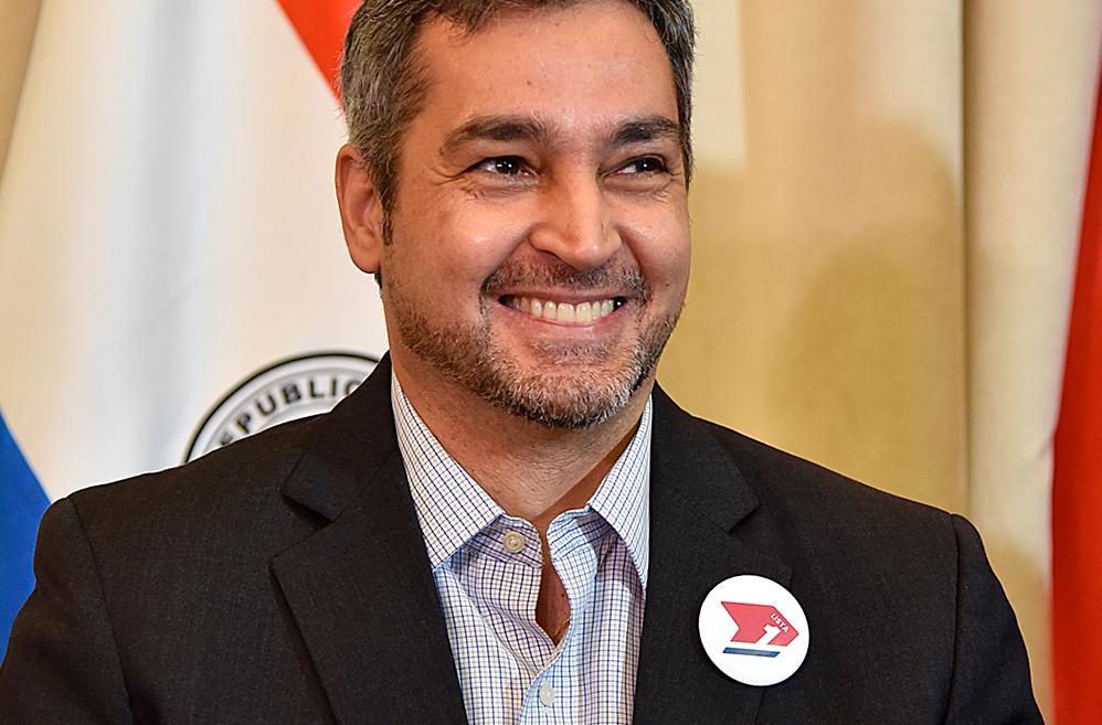 """Marito dice que Paraguay es """"un modelo en el mundo"""" y que no buscará su reelección"""