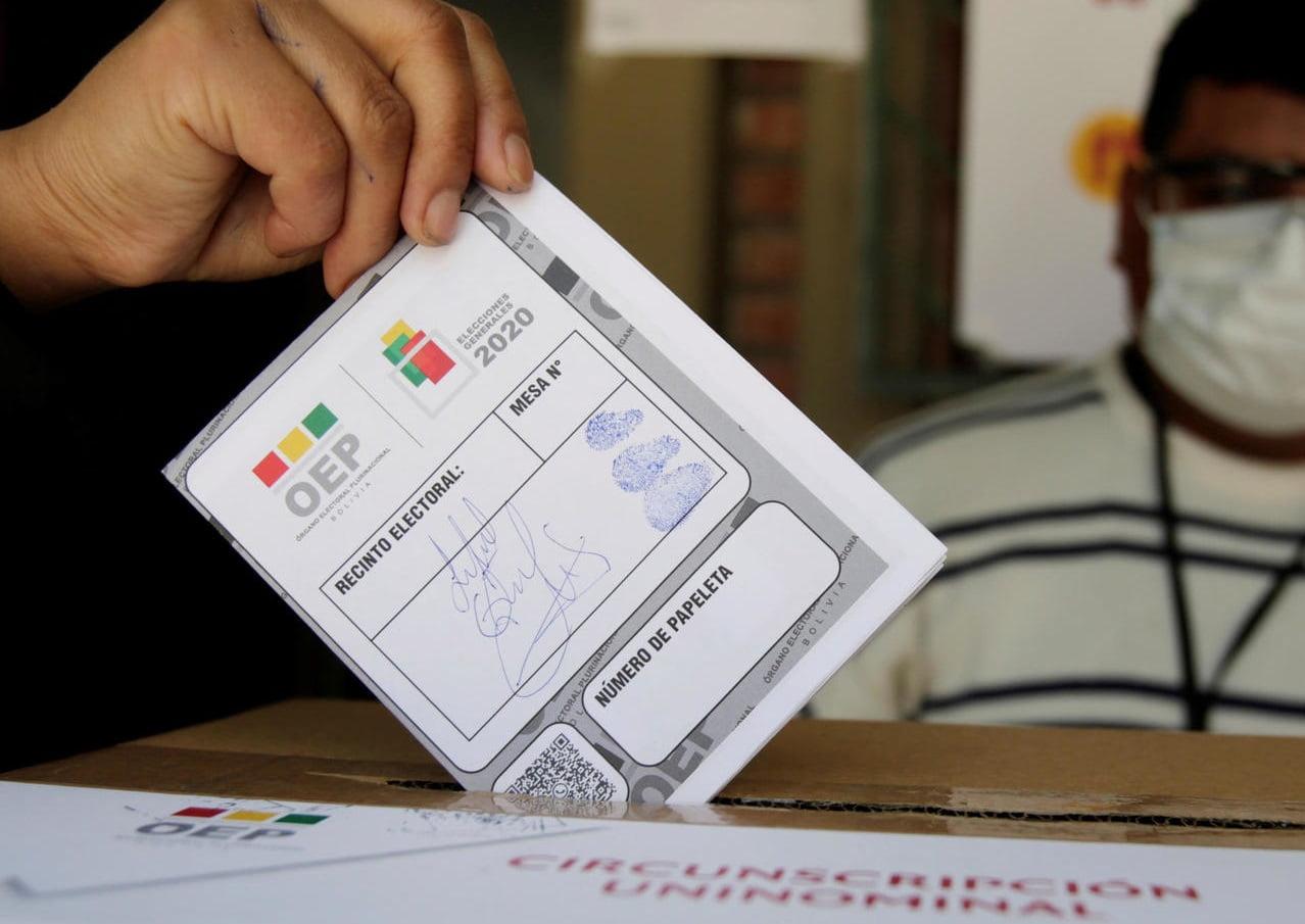 Elecciones en Bolivia están marcadas por tensiones políticas y una gran polarización