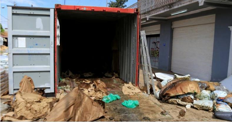 Detienen a dos personas en Serbia por cadáveres hallados en contenedor