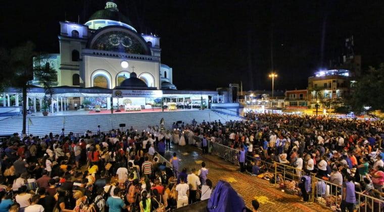¿Quiénes podrán asistir a la celebración de la Virgen de Caacupé?