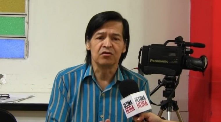 Falleció el reconocido periodista deportivo, Juan Ángel Gómez