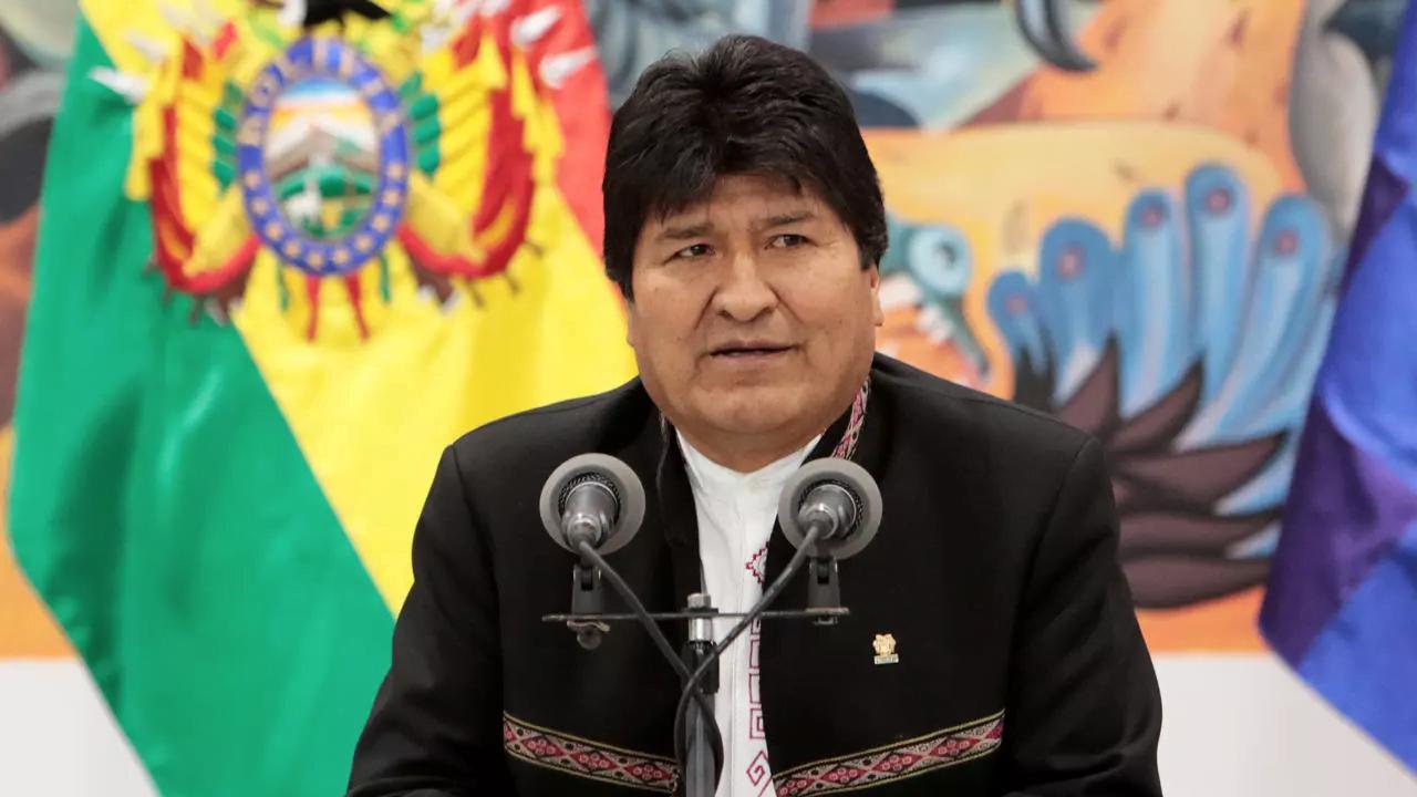 La justicia boliviana anuló la orden de detención contra Evo Morales