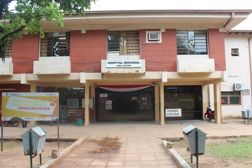 Unidad Oncológica será instalada en el Hospital de Coronel Oviedo