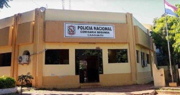 Detenido intentó suicidarse en comisaría de Caaguazú