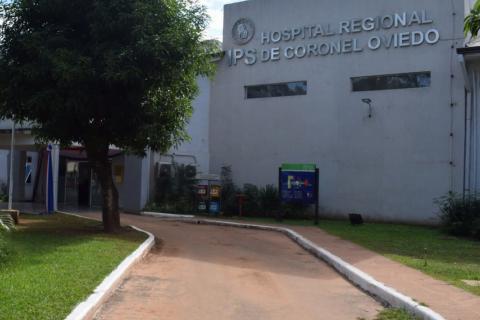 Joven muere en accidente de tránsito en Coronel Oviedo
